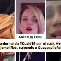 Denuncian la muerte de enfermo #Covid19 y por el cuál Hinostroza, hizo un desalmado video