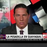 @soyfdelrincon de CNN, pide entrevistar DIRECTAMENTE al Presidente Moreno