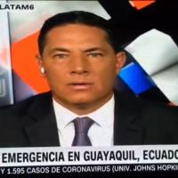 @SoyDelRincon denuncia en CNN, las amenazas recibidas de Médicos por el Gobierno de Moreno