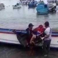 Por desatención del morenato, en Posorja, lanzan cuerpo #Covid19Ecuador al mar
