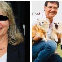 Sandra Arcos, esposa de Carlos Luis Morales, se desconoce su paradero