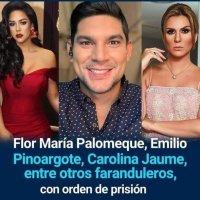 La soberbia Palomeque, el santo Pinargote y la digna Jaume, no han dicho nada sobre sus detenciones