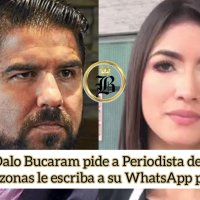Dalo Bucaram agrede a periodista Monroy porqué le pregunto la causa de huida de Michel Bucaram