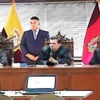 Caso Sobornos podría anularse, si comprueban supuesto fraude procesal contra el juez Iván León