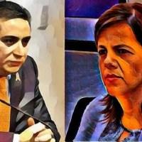 "Eduardo Mangas reta al polígrafo a María Paula Romo por ""gestión de cargos"""