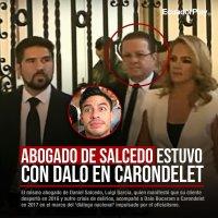 Prófugo Bucaram y su abogado se reunieron con Moreno en 2017 en Carondelet
