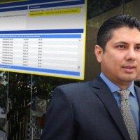 Balda, precandidato del hermano de Moreno y conocido por su victimización, adeuda pensión alimenticia