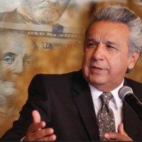 Moreno es calificado como el presidente más corrupto  en Latinoamérica