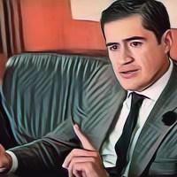 Richard Martínez fue demandado por un grupo de pensionistas del Issfa