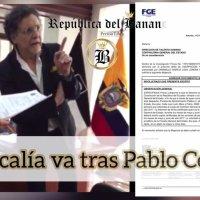 Tras Bucaram, Fiscalía ahora va por Pablo Celi