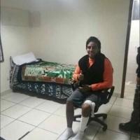 Celda de Daniel Salcedo tiene sillas y baño privado