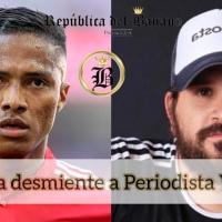 Valencia (@anto_v25) saca un comunicado aclarando tuit malintencionado de Vivanco