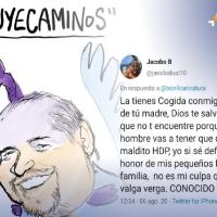 Fundamedios emite comunicado en defensa de Bonil por amenaza de Jacobito Bucaram