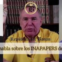 Bucaram afirma qué hay un cuaderno de 82 Pag. de cuentas Off Shore sobre Moreno
