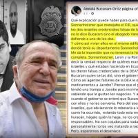 Otto Sonnenholzner es acusado por Abdala Bucaram por credenciales falsas