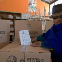 """La Internacional Progresista pide a Bachelet que interceda y evite un """"daño irreparable"""" a la democracia en Ecuador"""