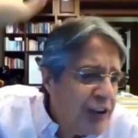 "Lasso: ""No podemos decir 'vota por Álvaro, ya qué chu...'"""