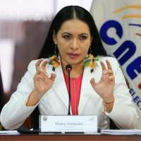 CNE planea descalificará a Arauz y Rabascal en contra de la ley