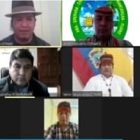 Conaice insta a Jaime Vargas a convocar a elecciones de la nueva directiva de la Conaie