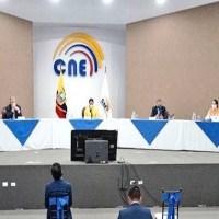 Danilo Zurita presentó su renuncia como director jurídico del CNE