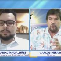 Magalhães: Sería como un golpe institucional (CNE) que no se permita la inscripción de Arauz