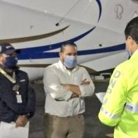 En la madrugada el prófugo #JacoboBucaram fue traído a Ecuador