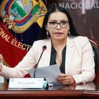 Pleno del CNE decidirá sobre si acepta o no binomio presidencial Arauz-Correa
