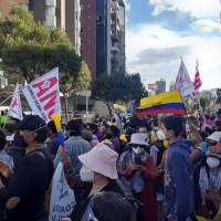 Resistencia popular por la democracia y la paz