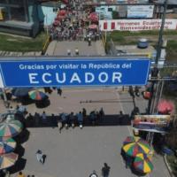 Autoridades de Ecuador y Perú planifican un encuentro para decidir la reapertura de la frontera terrestre
