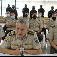 Comandante de Policía justificó uso de la fuerza en protestas de octubre de 2019