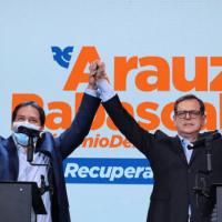 Desde Ecuador Andrés Arauz y Carlos Rabascall saludan triunfo del MAS en Bolivia