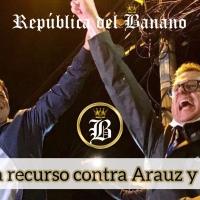 Luego de la contínua persecución, Arauz y Rabascall, serán candidatos en 2021