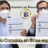 """TCE sobre binomio Correista: """"No existe ningún recurso pendiente"""""""