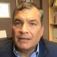 Llaman a rendir versión a Rafael Correa en una investigación por presunto homicidio