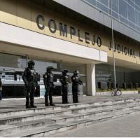 Reinstalan audiencia de juicio por presunta paralización de transporte