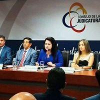 """Consejo de la Judicatura solicita fundamentos para declarar """"nulo"""" el concurso de jueces a la Corte Nacional"""