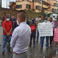 Ministro de Trabajo, Andrés Isch no acudió a la Audiencia en Unidad Judicial de Lago Agrio