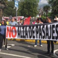 Concejo de Quito, en plena crisis sanitaria, incrementa tarifas de transporte urbano