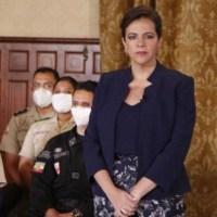 Tras su censura, María Paula Romo no será inhabilitada para ejercer cargos públicos por dos años