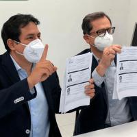 UNES interpuso queja ante Naciones Unidas por reiterados intentos para impedir la candidatura de su binomio
