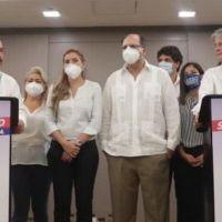 Jaime Nebot respalda propuesta de Guillermo Lasso para permitir el libre uso de armas de fuego