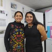 Prefecta Paola Pabón comparte con activista Diane Rodríguez y Colectivo LGBTIQ+ de Quito