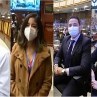Asamblea Nacional eligió a los cuatro vocales del CAL
