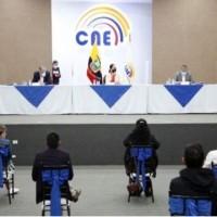 Bloque legislativo de Pachakutik busca llamar a juicio político y destituir a integrantes del CNE