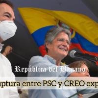 Desacuerdo en inauguración de Asamblea de Ecuador expone debilidad de Lasso