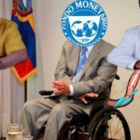 Lenín Moreno se dejó pisotear por medio mundo