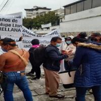"""Ciudadanos de Orellana denuncian """"abandono y abuso de poder"""" de Guadalupe Llori"""