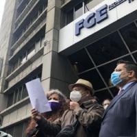 Denuncian en Fiscalía el préstamo de armamento a Bolivia en noviembre 2019