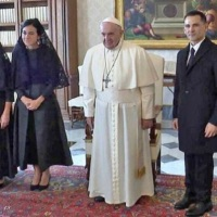Exvicepresidenta Muñoz, del gobierno de Moreno, no justificó los gastos de su viaje al Vaticano: Observatorio de Gasto Público