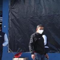Farmacia en Cumbayá fue atacada por encapuchados que robaron dinero del cajero automático